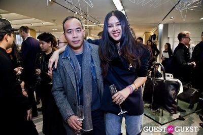 wannasiri kongman in BOYY SS14 Launch at Bergdorf's