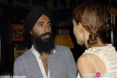 waris ahluwalia in Tara Subkoff Collection and Short Film Party