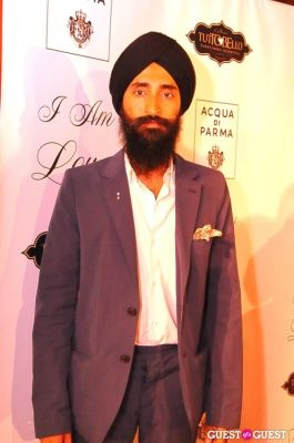 waris ahluwalia in NY Premiere of I AM LOVE