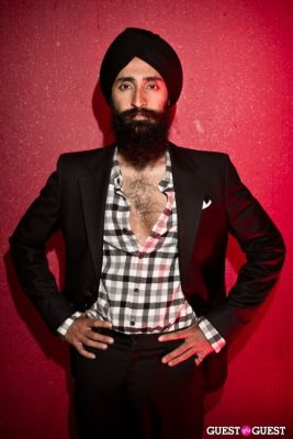 waris ahluwalia in Creative Time Benefit 2012