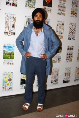 waris ahluwalta in Summer Pool Party With Off Duty The Lifestyle Section of The Wall Street Journal
