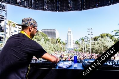 wax motif in Budweiser Made in America Music Festival 2014, Los Angeles, CA - Day 1