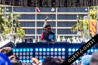 wax motif in Budweiser Made in America Music Festival 2014, Los Angeles, CA - Day 2