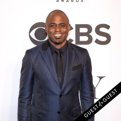 wayne brady in The Tony Awards 2014