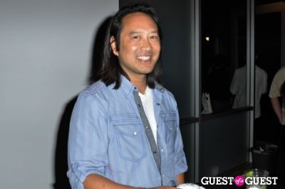 wayne leung in Aesthesia Studios Opening Party