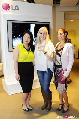 christie rangel in IvyConnect NYC Presents Sotheby's Gallery Reception