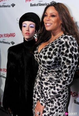 wendy williams in Fashion Forward hosted by GMHC
