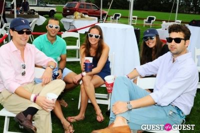 weston quasha in The 27th Annual Harriman Cup Polo Match