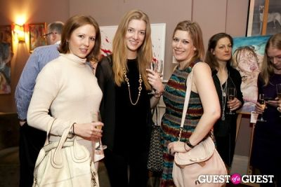 lauren painter in Toast the Launch of the New Blaise + Co website