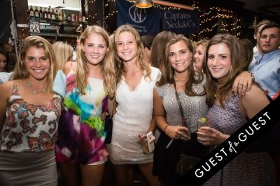 whitney hartmeyer in Captain's Neck Launch Party