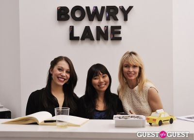 olivia doyeon-kim in Bowry Lane group exhibition opening at Charles Bank Gallery