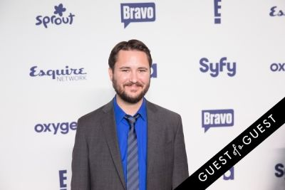 wil wheaton in NBCUniversal Cable Entertainment Upfront