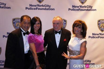 rikki klieman in NYC Police Foundation 2014 Gala