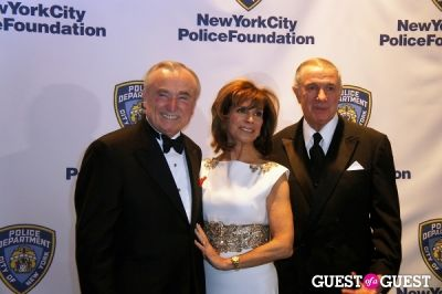 ed miller in NYC Police Foundation 2014 Gala