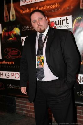 william kucmierowski in Noah G POP Artexpo Bash