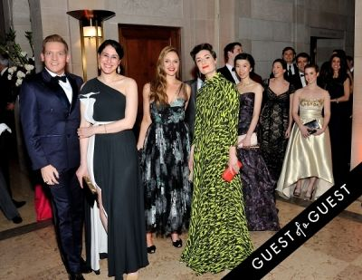 william radin in The Frick Collection Young Fellows Ball 2015