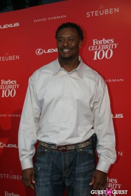 willie mcginest in Forbes Celeb 100 event: The Entrepreneur Behind the Icon