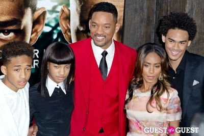 willow smith in After Earth Premiere