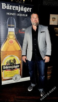 willy shine in Barenjager's 5th Annual Bartender Competition
