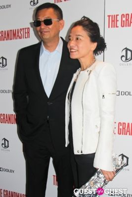 wong kar-wai in The Grandmaster NY Premiere