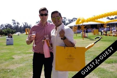 wren keber in The Sixth Annual Veuve Clicquot Polo Classic