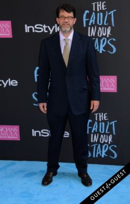 wyck godfrey in The Fault In Our Stars Premiere