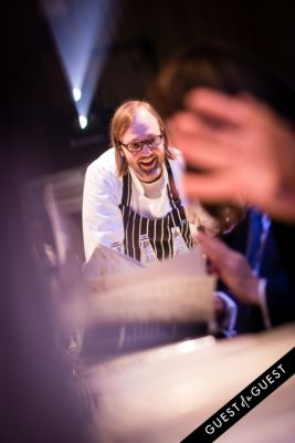 wylie dufresne in Autism Speaks Chefs Gala