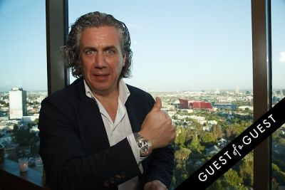 xavier casals in Haute Living and Westime Present HYT Novelties from Baselworld
