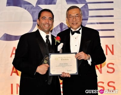 xerxes sarkary in 2012 Outstanding 50 Asian Americans in Business Award Dinner