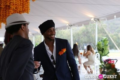yamani watkins in Third Annual Veuve Clicquot Polo Classic Los Angeles
