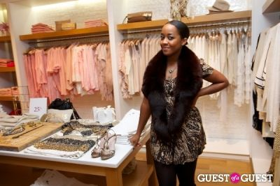 yanna wilson in Calypso St Barth Holiday Shopping Event With Mathias Kiwanuka