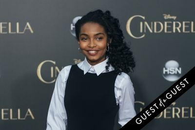 yara shahidi in Premiere of Disney's