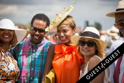 tai beauchamp in Veuve Clicquot Polo Classic 2014