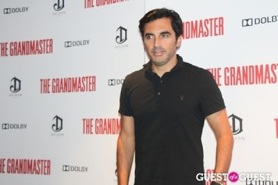 yigal azrouel in The Grandmaster NY Premiere