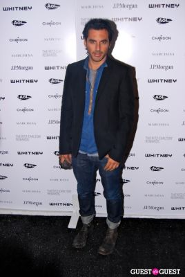 yigal azrouel in Whitney 2011 Studio Party