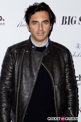 yigal azrouel in BIG SUR New York Movie Premiere