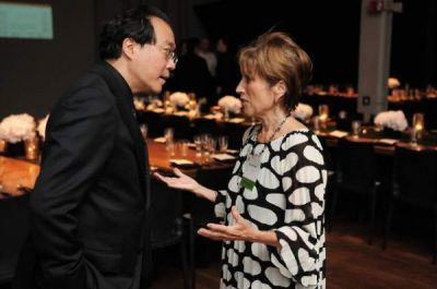 yo yo-ma in An Evening Celebration of Parenting