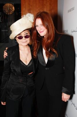 yoko ono in Last Night's Parties: From Brian Atwood, To Proenza Schouler, Fashion Week Has Officially Hit NYC 9/6/2012