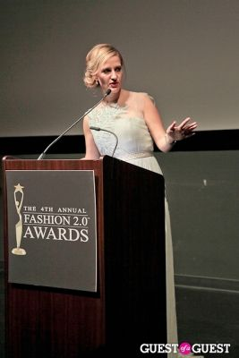 yuli ziv in The 4th Annual Fashion 2.0 Awards