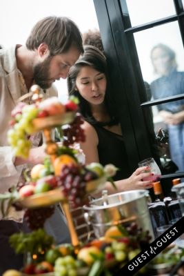 yumi matsuo in Guest of a Guest & Cointreau's NYC Summer Soiree At The Ludlow Penthouse Part II