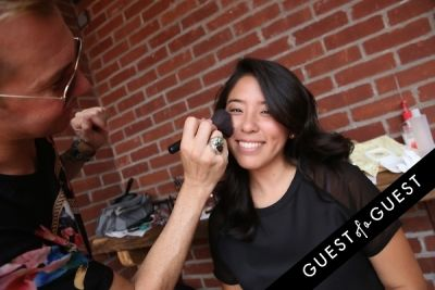 yumi matsuo in Guest of a Guest's You Should Know: Behind the Scenes