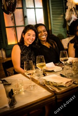 andrea uku in Guest of a Guest's Yumi Matsuo Hosts Her Birthday Dinner At Margaux At The Marlton Hotel