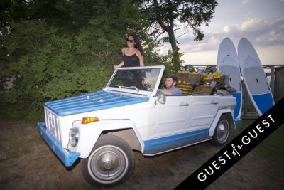 yumi matsuo in GUEST OF A GUEST x DOLCE & GABBANA Light Blue Mediterranean Escape In Montauk