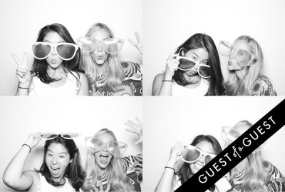 yumi matsuo in IT'S OFFICIALLY SUMMER WITH OFF! AND GUEST OF A GUEST PHOTOBOOTH