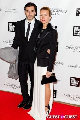 yvan mispelaere in 40th Annual Chaplin Awards honoring Barbra Streisand