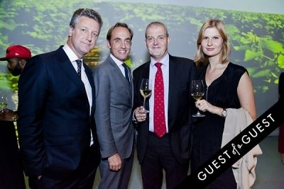 ty burrell in PIPER-HEIDSIECK Chef De Caves Régis Camus - 20th Anniversary
