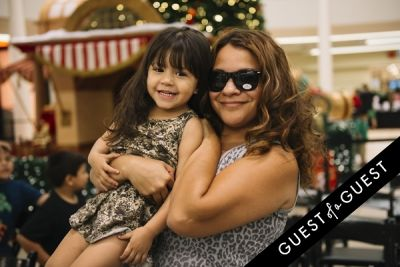 yvette taylor in The Shops at Montebello Presents Santa's Arrival