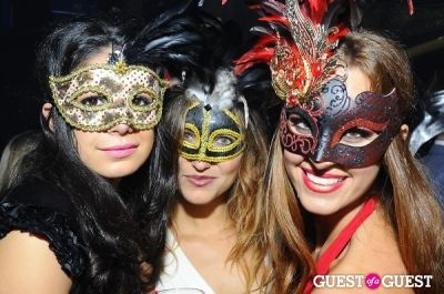 danielle robin in Fete de Masquerade: 'Building Blocks for Change' Birthday Ball