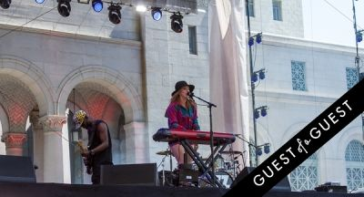 zz ward in Budweiser Made in America Music Festival 2014, Los Angeles, CA - Day 1