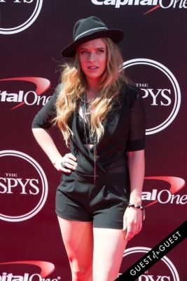 zz ward in The 2014 ESPYS at the Nokia Theatre L.A. LIVE - Red Carpet